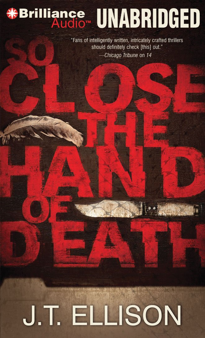 Read Online So Close the Hand of Death (Taylor Jackson Series) PDF