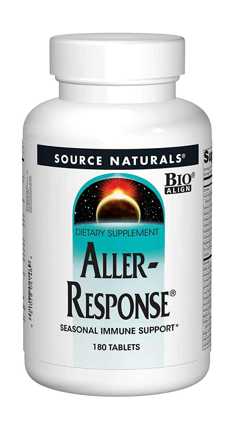 Source Naturals Aller-Response Sinus – 180 Tablets