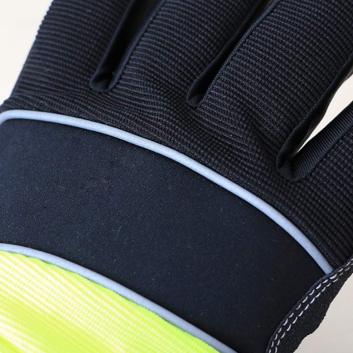 Guanti da lavoro invernali impermeabili Worksafe A80-537W imbottiti A80-537W