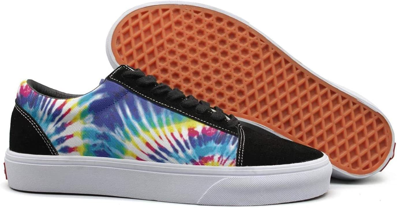 VXCVF Mens Guys Skateboarding Shoe Lazy Shoe