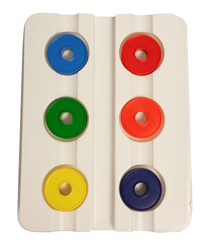 GSC International Plastic-Coated Magnetic Rings GSC International Inc.