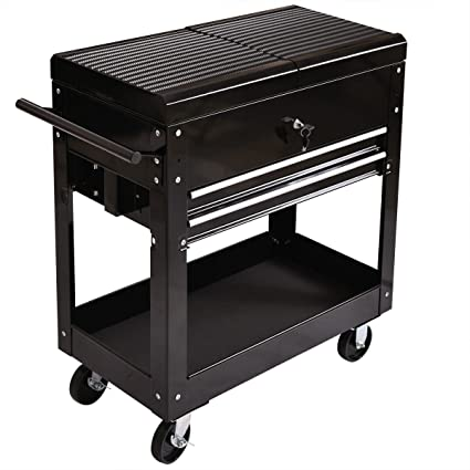 Amazon com: Tool Cart Craftsman Mechanics Rolling Toolbox Tools
