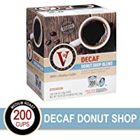 200 Count Victor Allen's Deacf Donut Shop Blend Coffee