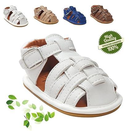 Zapatos de Bebé, Morbuy Unisexo Zapatos Bebe Primeros Pasos Recién ...