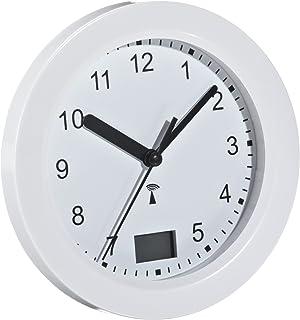 horloge pour salle de bain tfa horloge analogique - Pendule Salle De Bain