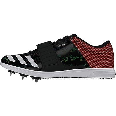 online retailer 7705b 70f4f adidas Adizero Tj pv, Chaussures d Athlétisme Mixte Adulte, Noir (Negbás