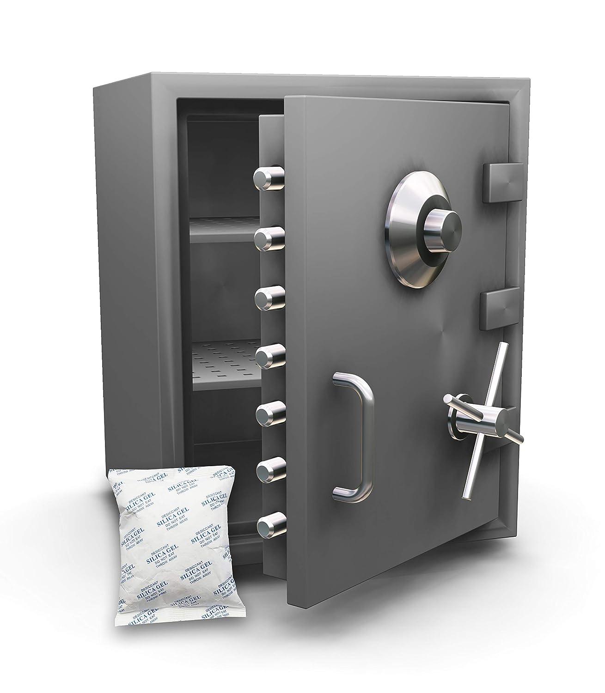 Amazon.com: Sílice para seguridad y almacenamiento en seco ...