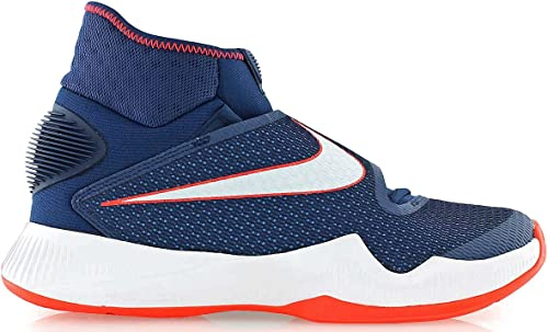 Nike Zoom Hyperrev 2016, Scarpe da Basket Uomo, Blu (Azul
