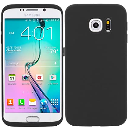 Amazon.com: Samsung Galaxy S 6 s6 Edge Carcasa rígida de ...
