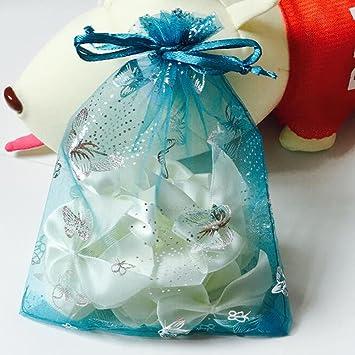 Amazon G2plus Organza Gift Bags 5 X 7 100 Pcs Drawstring