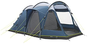 Outwell Nevada 4 family tent blue 2016 c& tent  sc 1 st  Amazon UK & Outwell Nevada 4 family tent blue 2016 camp tent: Amazon.co.uk ...
