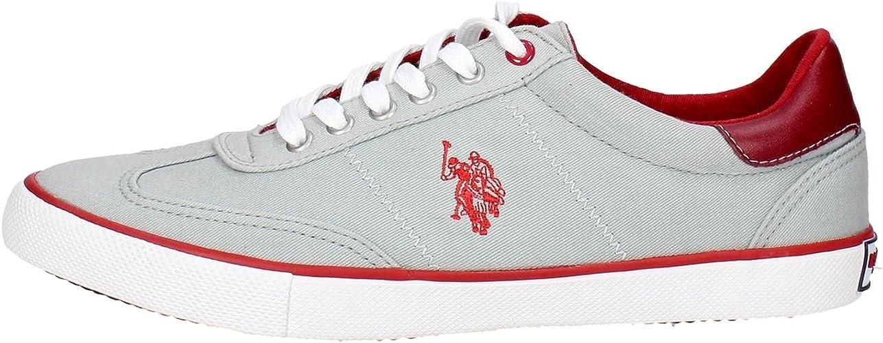 U.S. Polo Assn. MARCS4137S7/C1 Sneakers Hombre Grey 41 ...