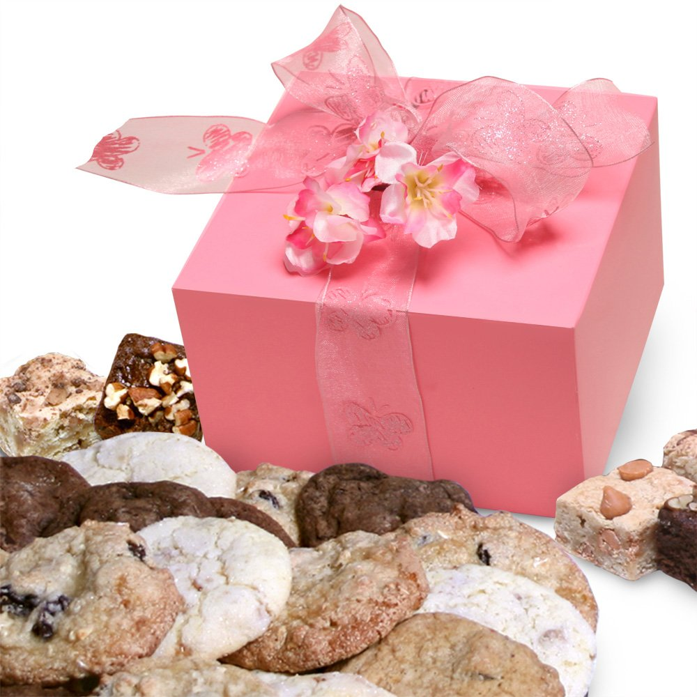 Simply Scrumptous Blissful Sweet Selection Cookie & Brownie Gift Box ...