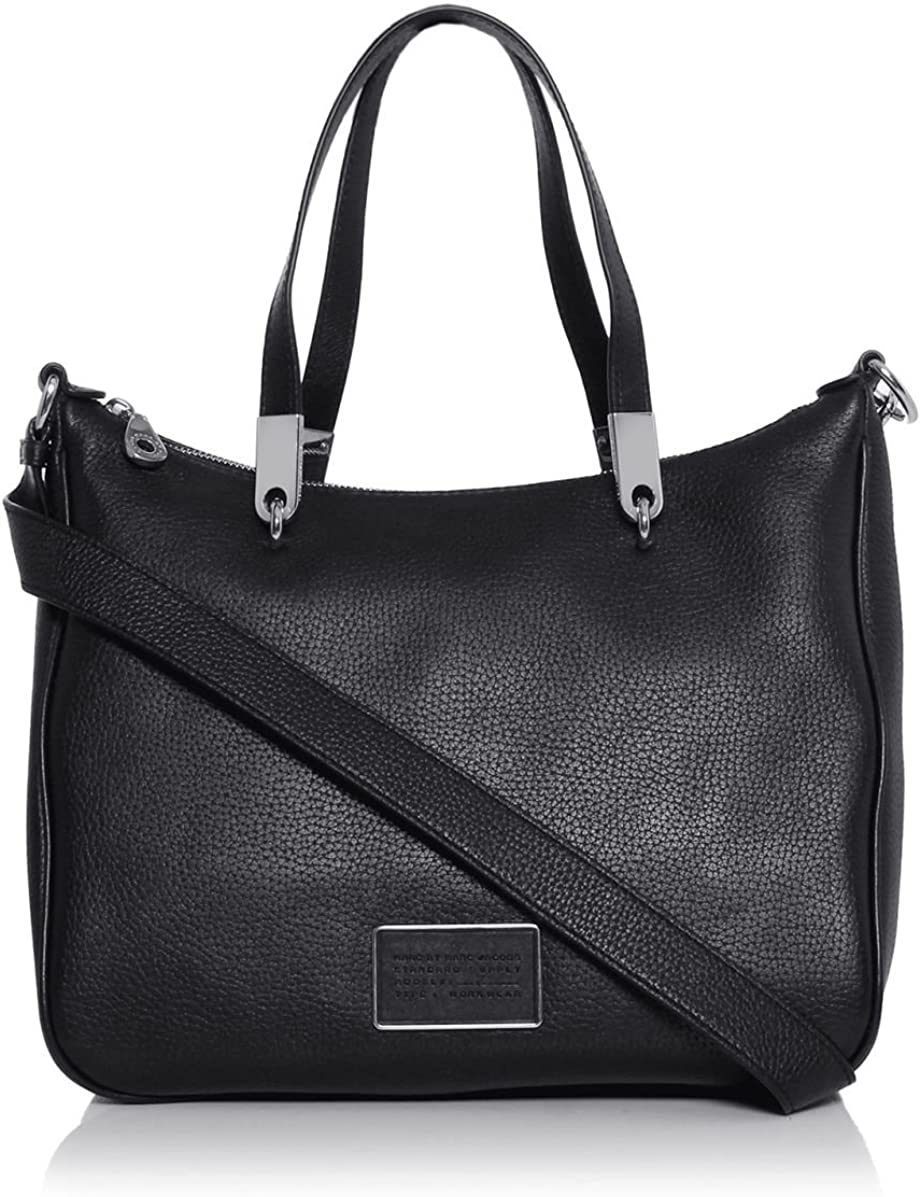 Marc by Marc Jacobs Accessories Ligero Ninja Leather Bag Black One Size
