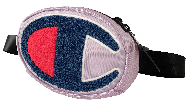 Champion Unisex Prime Waist Pack, Light Pastel Purple, One Size
