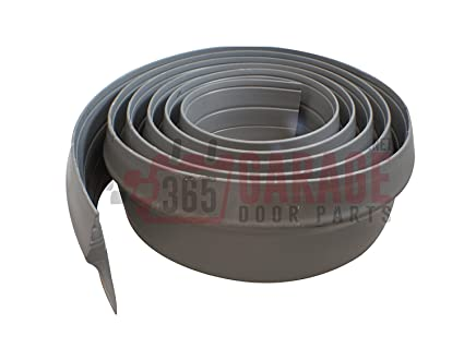 Park Smart 16 Feet Garage Door Seal Gray  sc 1 st  Amazon.com & Park Smart 16 Feet Garage Door Seal Gray - Tape Caulk - Amazon.com
