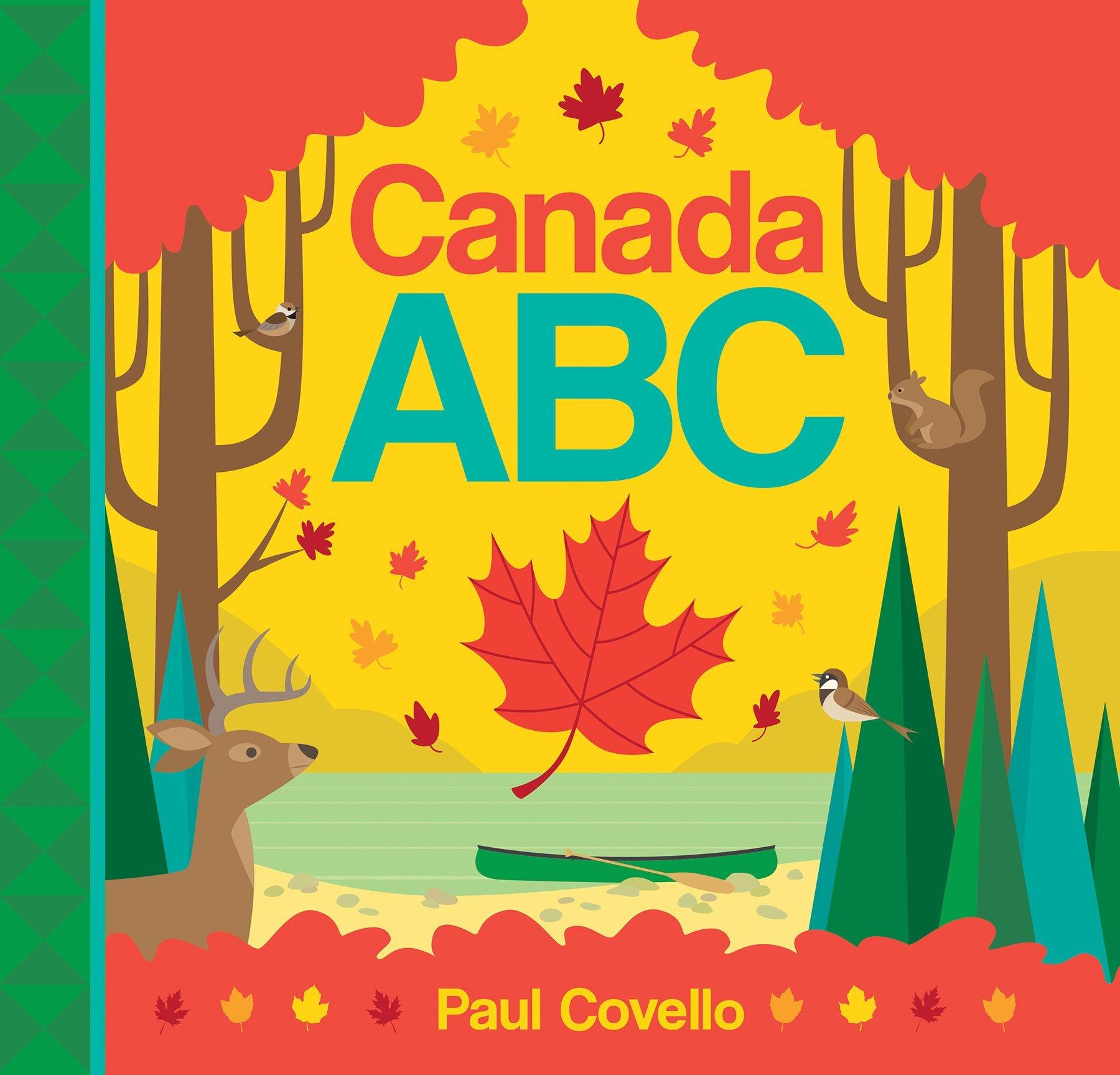 Canada ABC (English Edition)
