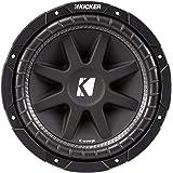 """KICKER Comp 15"""" 500W Car Subwoofer 43C154 Single 4-Ohm Voice Coil"""