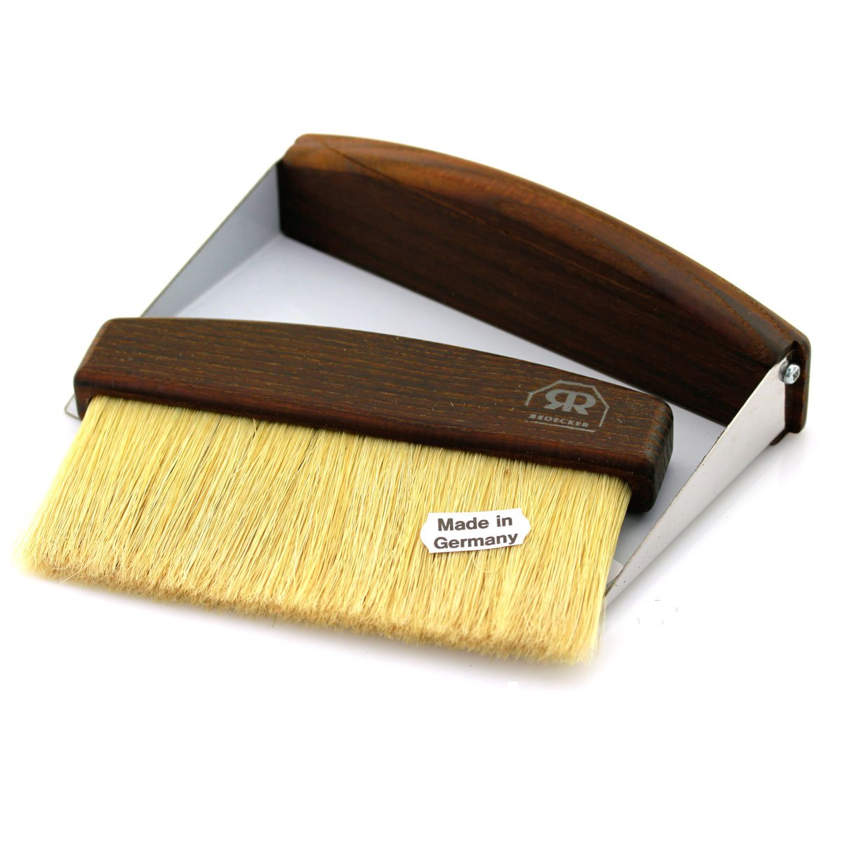 Redecker Table Sweeping Set Hand Brush Dust Pan Thermo Wood: Amazon.co.uk:  Kitchen U0026 Home