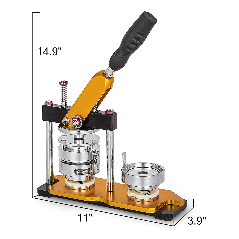 Techlifer Macchina per Spille da 75 mm Macchina per Spillette con 100 Componenti