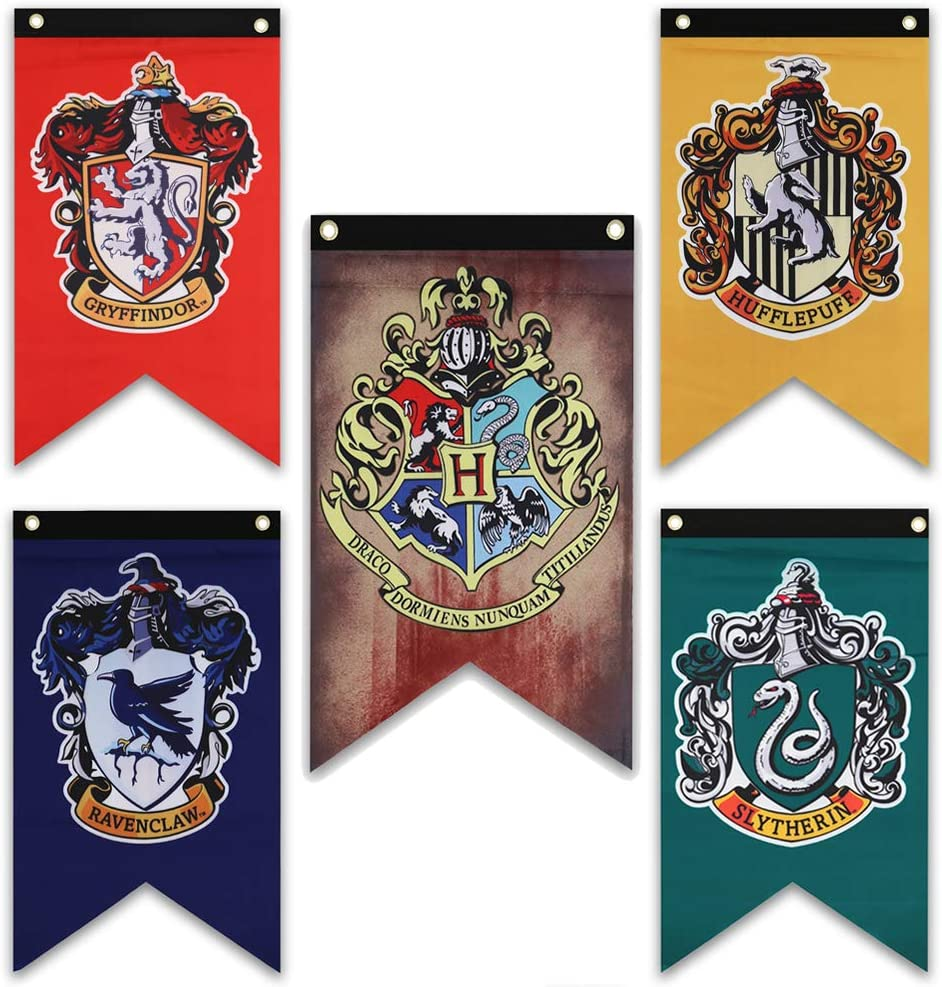 Harry Potter House Wall Banner - 20