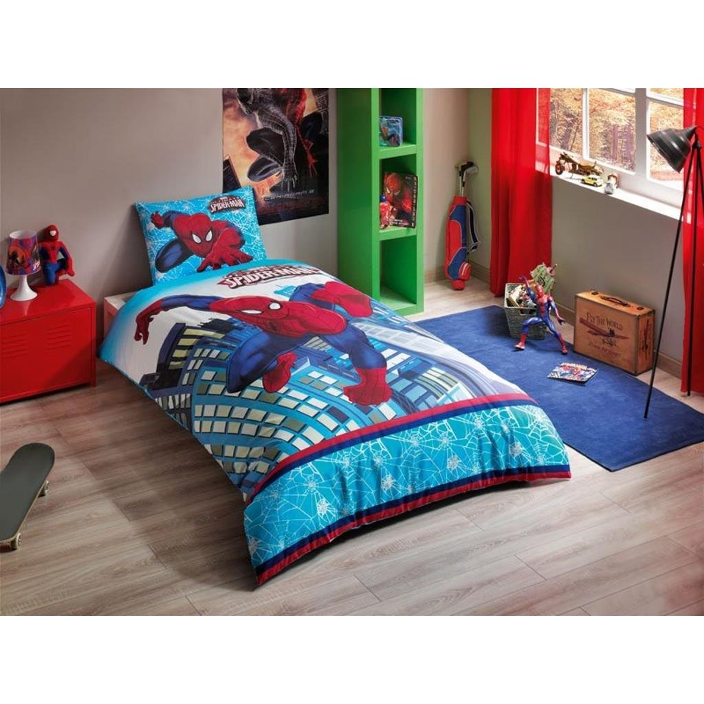 Spiderman Ultimate, Bedding Set, Twin Spideman Ultimate