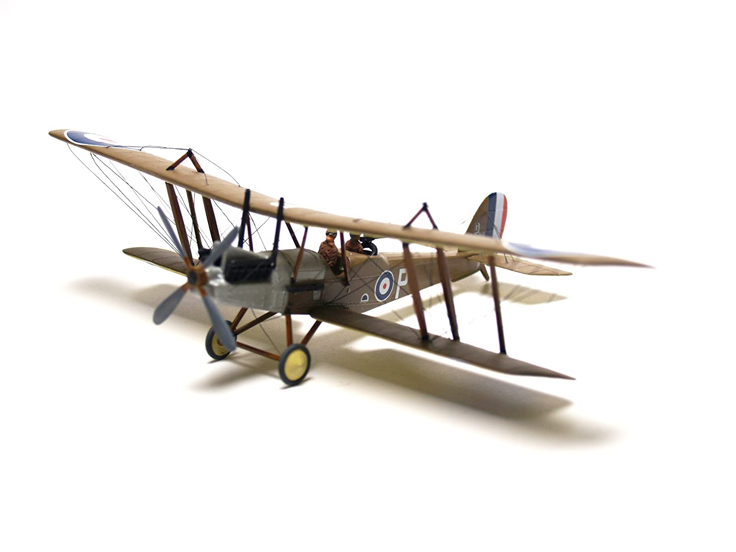 Airfix A01076 Royal Aircraft Factory RE8 1:72 Scale Series 1 Plastic Model  Kit