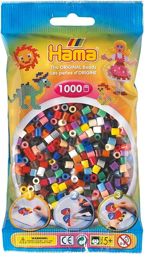 Hama 207-64 1000 perline madreperlacee