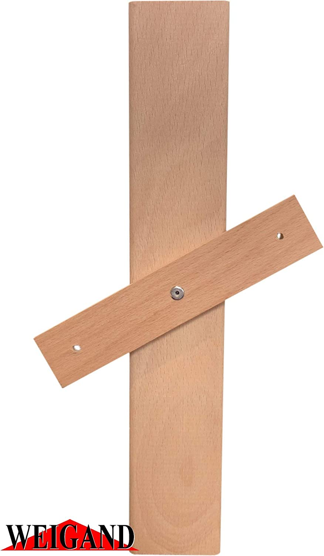 blanc Rexflex Weigand SANDUHR Livre avec support rotatif /à 360/° pour sauna I Accessoires I Sauna I Couleur