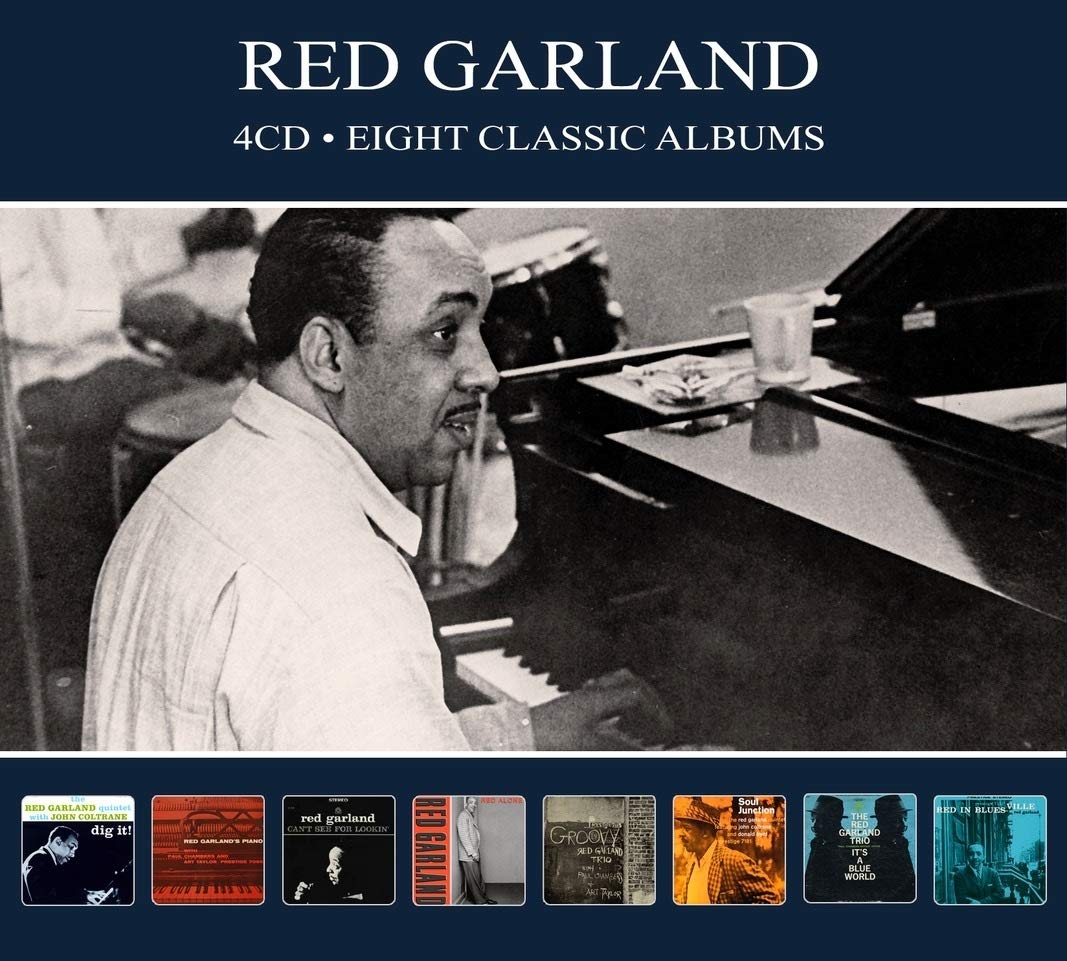CD : Red Garland - Eight Classic Albums (4 Discos)