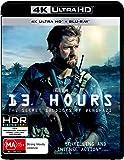 13 Hours: The Secret Soldiers of Benghazi (4K Ultra HD + Blu-ray)