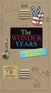 Amazon com: The Wonder Years (New Slipcase*)(22DVD): The Wonder