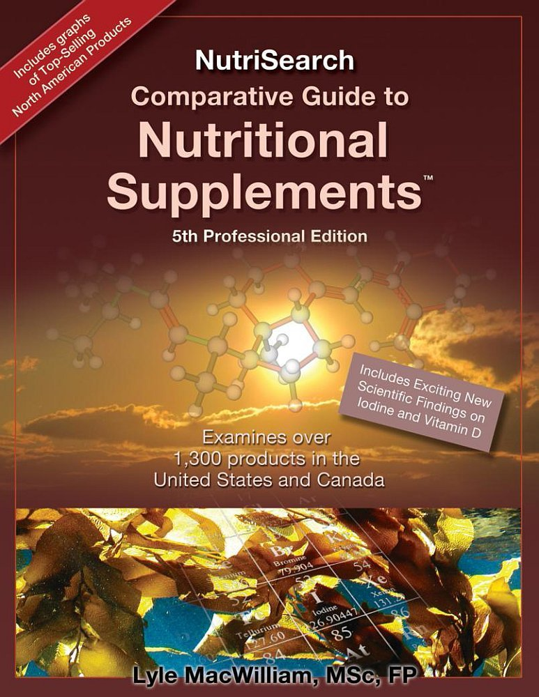 A reminder on what nutritional supplements we actually need