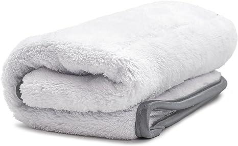 Adams Double Soft Microfiber Towel Buff Away Polishes /& Car Wax with Ease Premium Quality Microfiber Polishing Towel With Scratch-Free Satin Edge