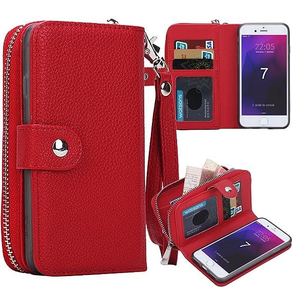wallet phone case iphone 8 amazon