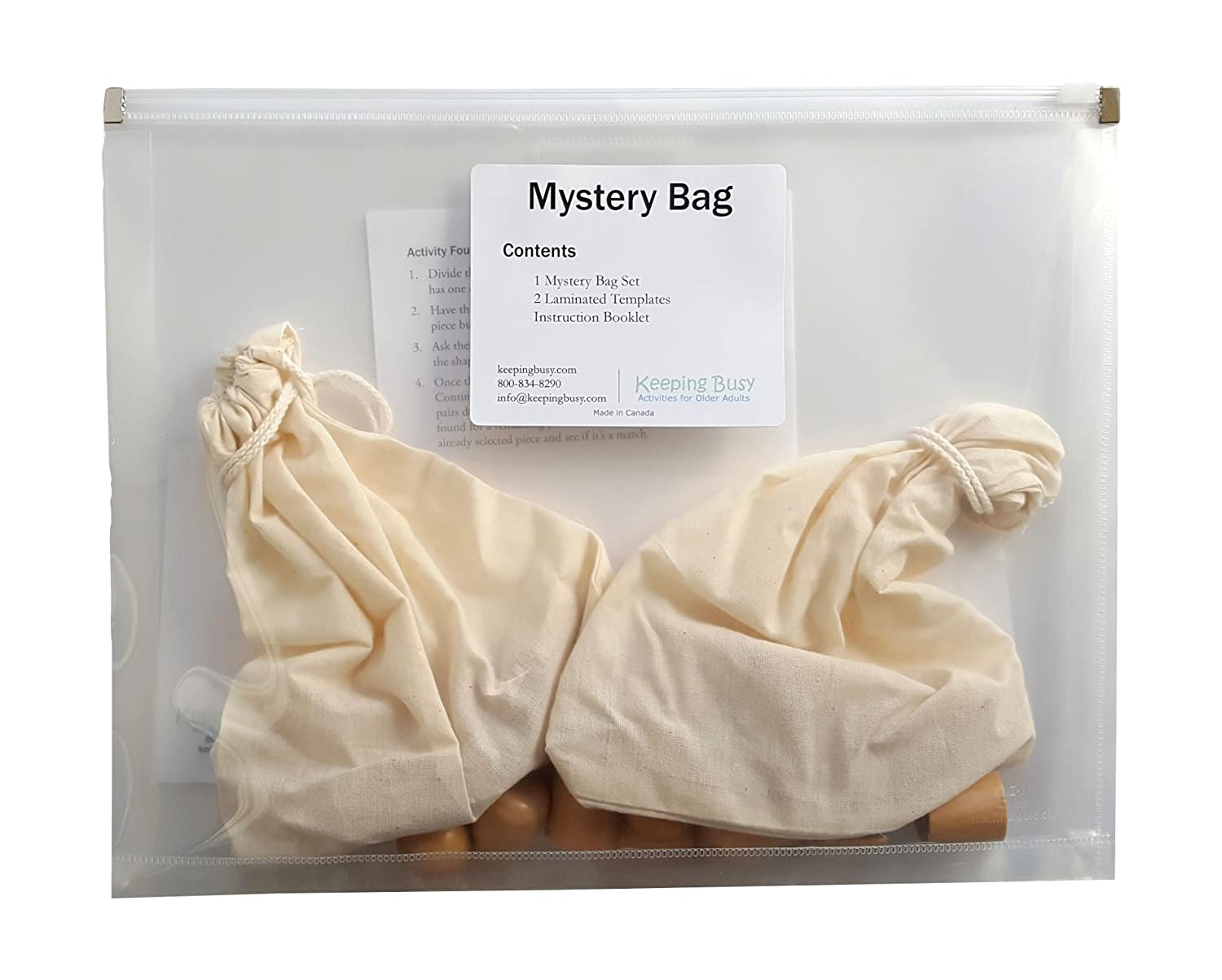 Games for Older Adults Keeping Busy Mystery Bag Dementia and Alzheimers Engaging Activities Puzzles