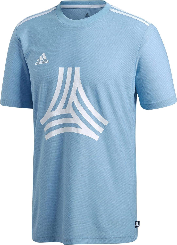 TALLA M. adidas Tan Logo Camiseta, Hombre