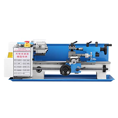 Top 5 Best Mini Metal Lathes:Reviews and Buying Guide 2018