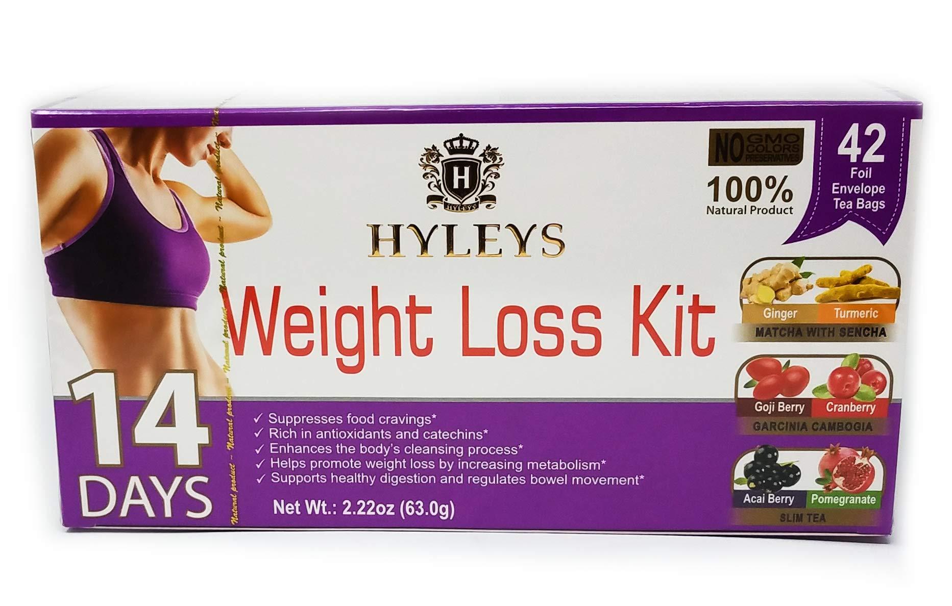 Mua Hyleys Slim Tea Pomegranate 25 Tea Bags Gmo Free Gluten
