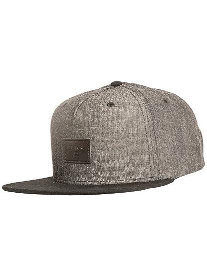 b70c91f20 Amazon.com: Billabong Oxford Snapback Cap One Size Black: Clothing
