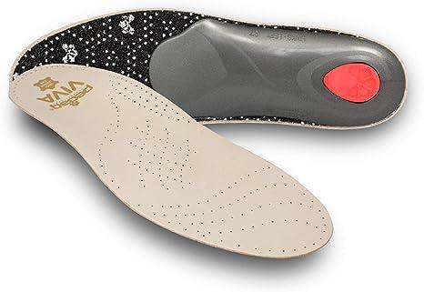 Pedag Viva Winter Full Length Insoles Semi Rigid w// Metatarsal Pad Heel Cushion