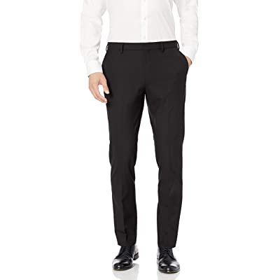 Amazon Essentials Men's Slim-fit Wrinkle-Resistant Stretch Dress Pant: Clothing