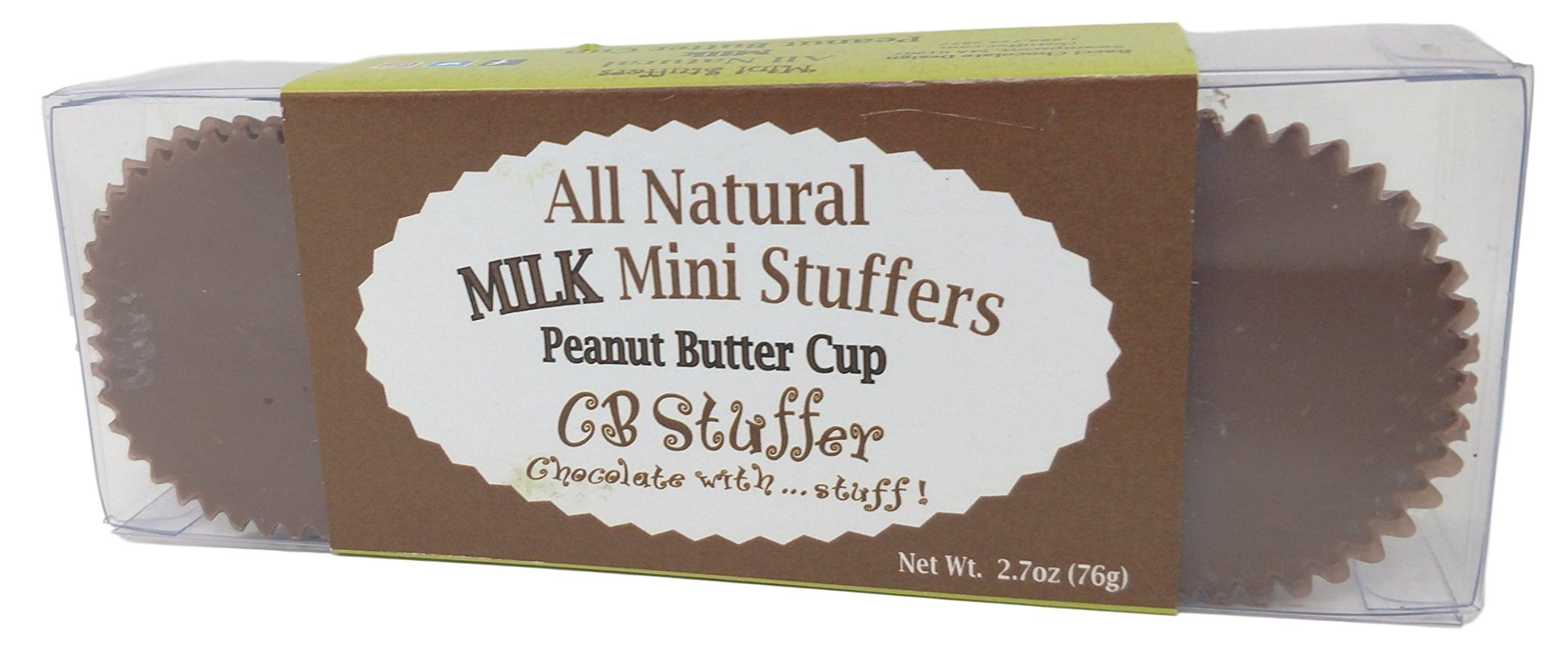 CB Stuffer All Natural Milk Mini Stuffers 3 cups 2.7 Ounces
