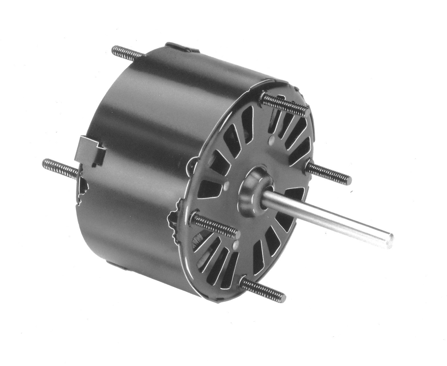 Fasco D532 3.3'' Frame Open Ventilated Shaded Pole General Purpose Motor withSleeve Bearing, 1/30-1/112HP, 1500rpm, 115V, 60Hz, 1.4-0.8 amps by Fasco