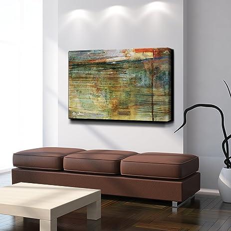 Ready2HangArt Alexis Bueno U0026quot;Smash XVIu0026quot; Oversized Canvas Wall Art