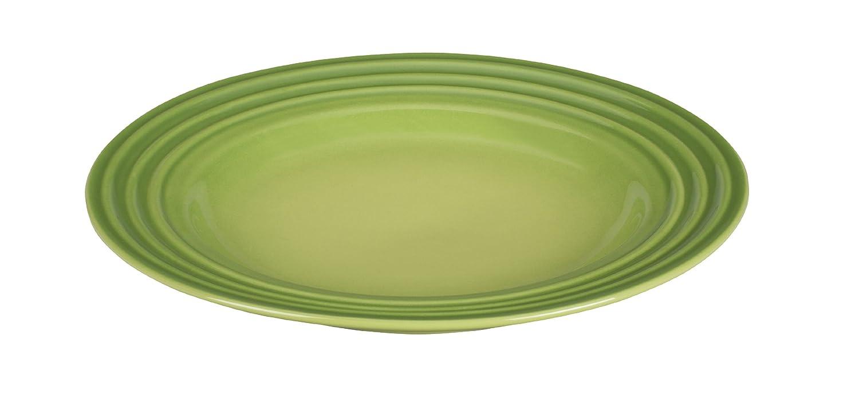 Le Creuset Stoneware 10-Inch Salad Plate, Palm PG9001-254P