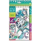 Style Me Up! Regular Sketchbook Mystical Kids Art Craft