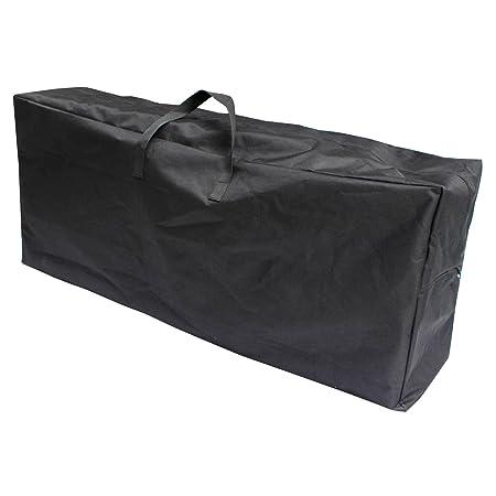 Micro-Pro Large Black Storage Bag 127cm Handles Zip Christmas Tree Toys Clothing Loft Shed  sc 1 st  Amazon UK & Micro-Pro Large Black Storage Bag 127cm Handles Zip Christmas Tree ...