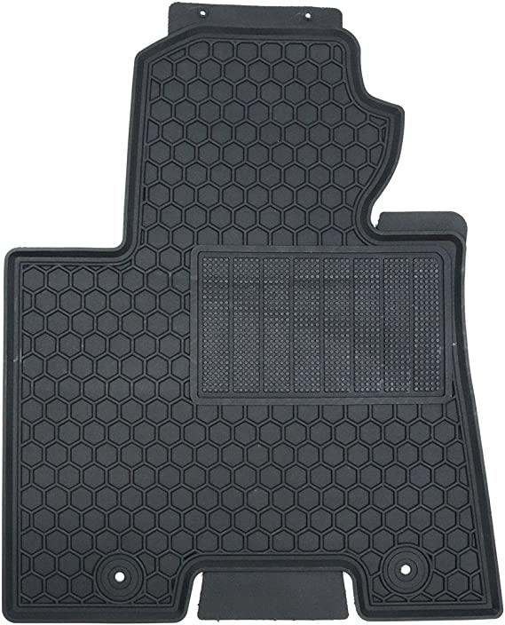 Tan 0401103 PantsSaver Custom Fit Car Mat 4PC