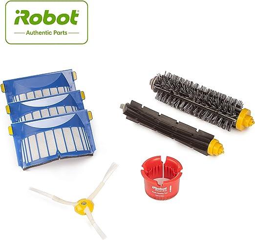 iRobot 4359688 Kit de repuesto Roomba serie 600, Gris: Amazon.es ...